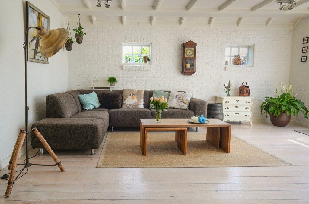 Jak optycznie powiększyć mały pokój